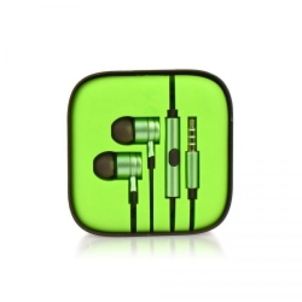 HANDSFREE METALLIC lime